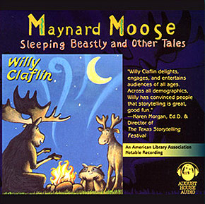 Maynard Moose: Sleeping Beastly and Other Tales